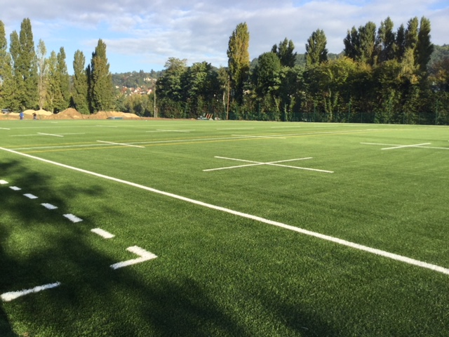 Le stade for Interieur sport rugby